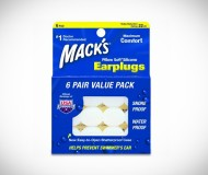 MACK'S PILLOW SILICONE EARPLUGS